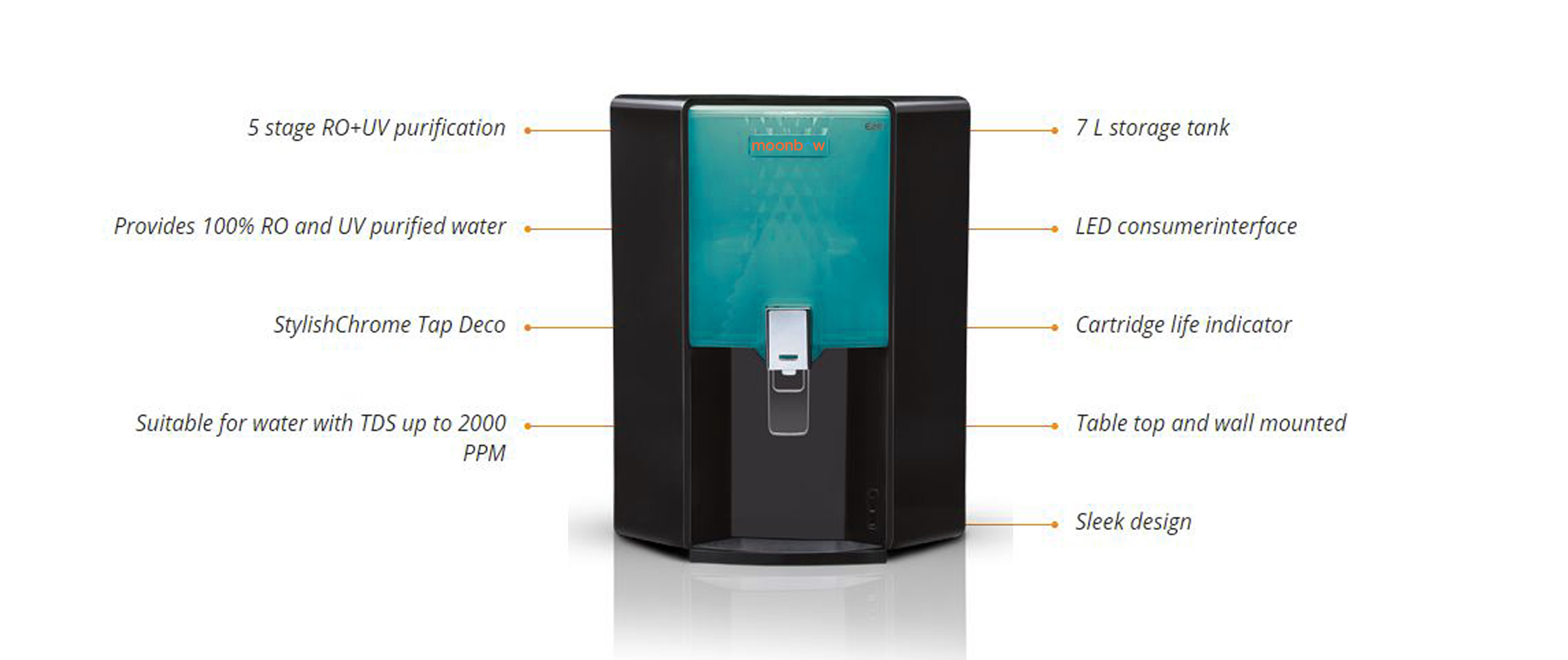 Moonbow Ro Water Purifier