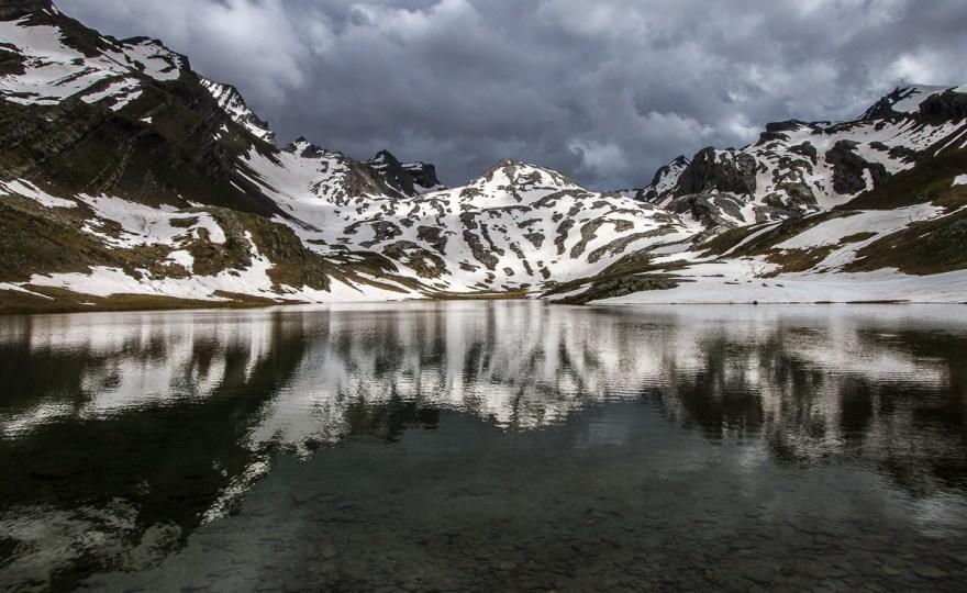 7 idées de rando dans le Mercantour avec un lac comme but ultime