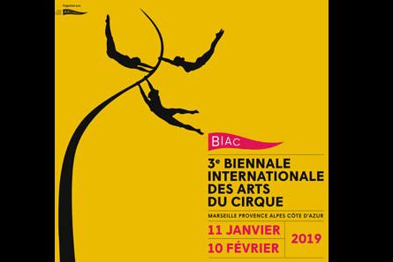 Biennale Arts du cirque
