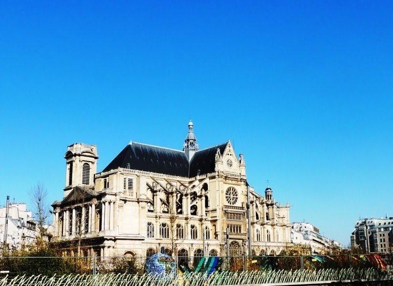 Eglise Saint-Eustache - Paris