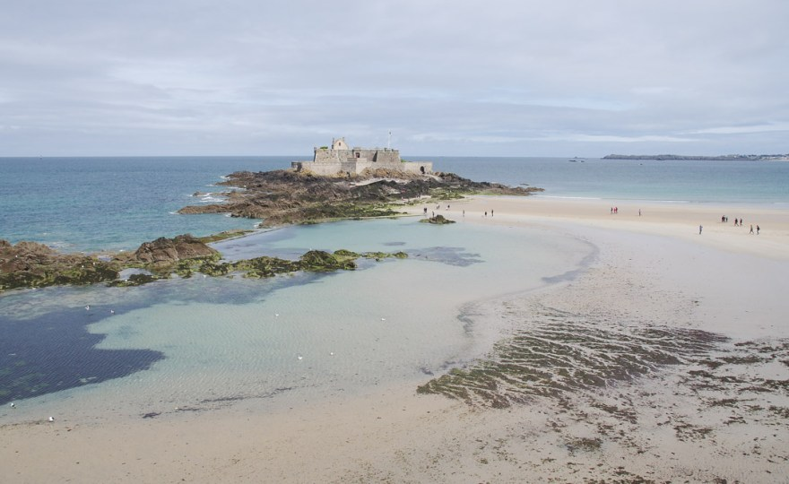 Un week-end entre Saint-Malo et Dinard