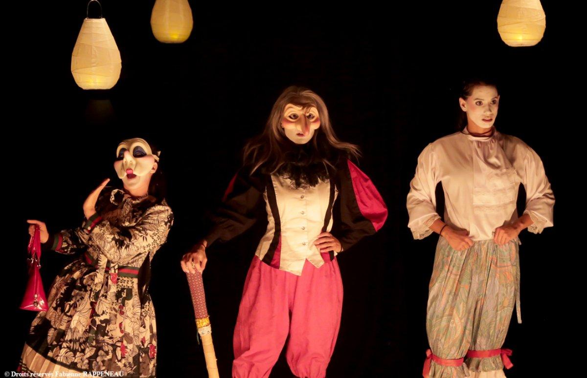 Cyrano Au Théâtre Le Funambule © Théâtre Le Funambule