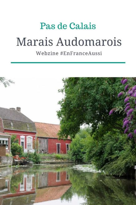 Visiter le Marais Aumarois en bacove - Saint-Omer - Pas de Calais
