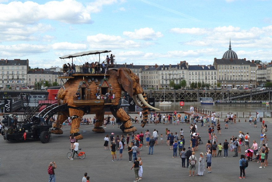 Les machines de Nantes