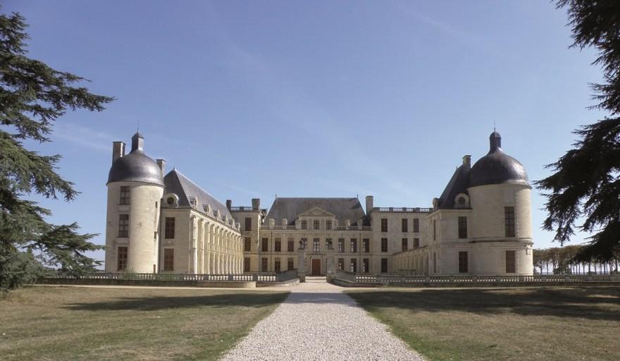 Château d'Oiron dans les Deux-Sèvres