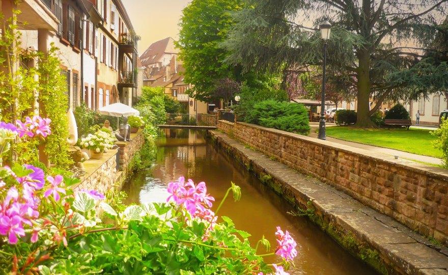 Découvrir le Pays de Wissembourg en Alsace