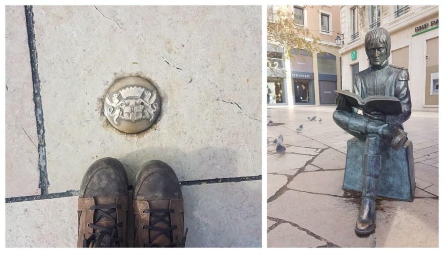 Sur les traces de Napoléon dans la ville de Valence