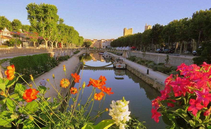 Trois randonnées urbaines dans le sud de la France