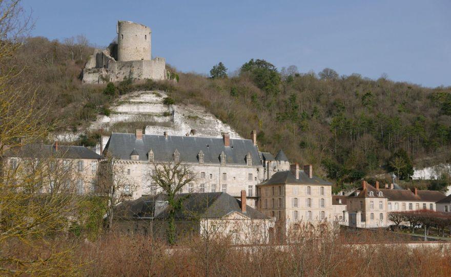 Pourquoi visiter La Roche-Guyon ?