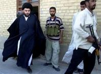Radical Iraqi Cleric Moves Into Mainstream