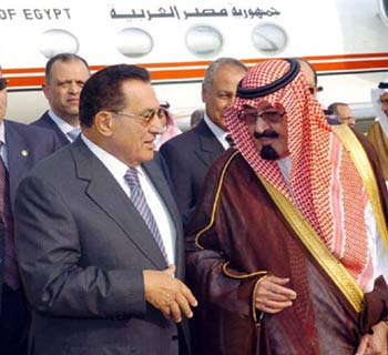 Syria dominates Saudi –Egypt Talks