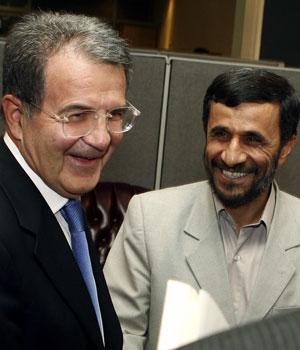 New Iran deadline as Bush watches clock