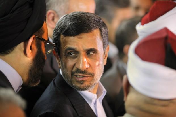 Ahmadinejad–Azhar Row Escalates