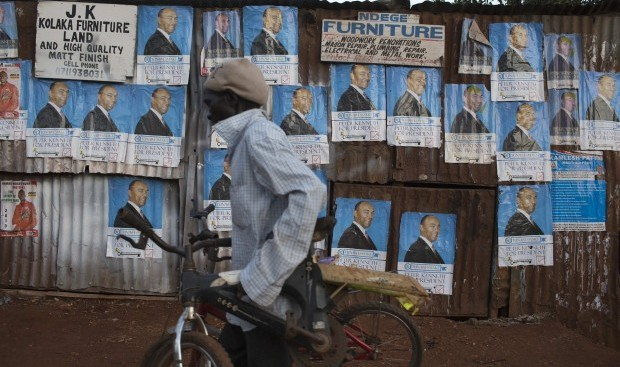 Kenyan Elections Raise Fears of Violence