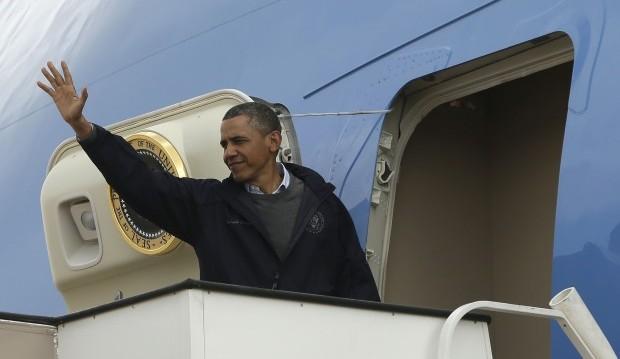Obama Wraps Up Largely Symbolic Middle East Tour