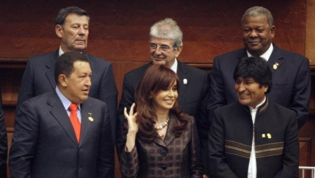 Death of Chavez Leaves Leftist Void in Latin America