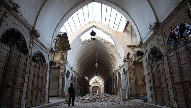 Deir Ezzor: The Syrian Conflict's Forgotten City