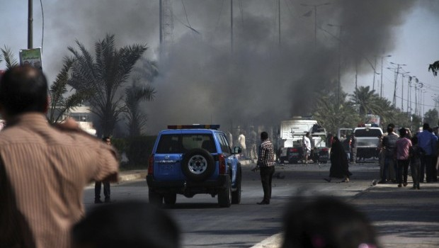 Bombings Target Baghdad on Anniversary of Invasion