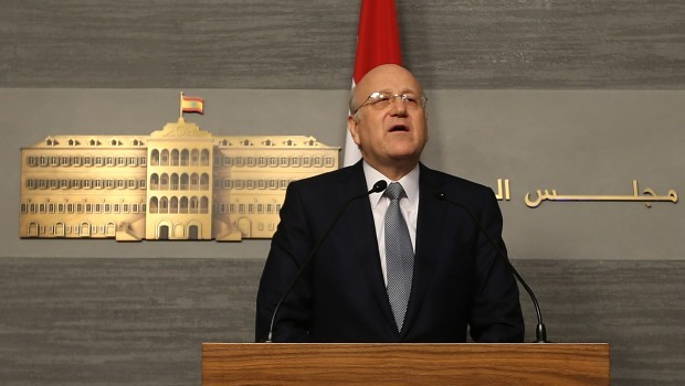 Mikati Resigns as Political Crisis in Lebanon Deepens