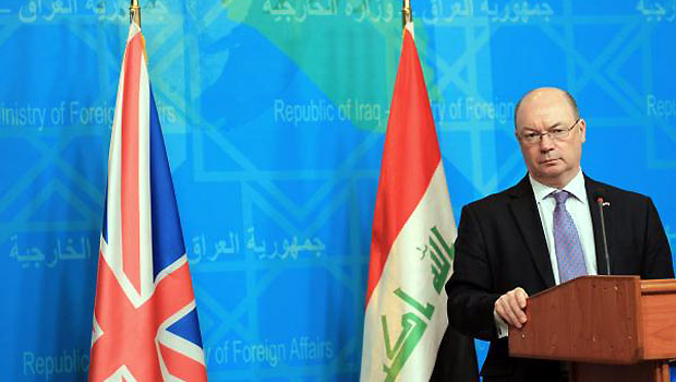 Alistair Burt Discusses Friends of Yemen Conference