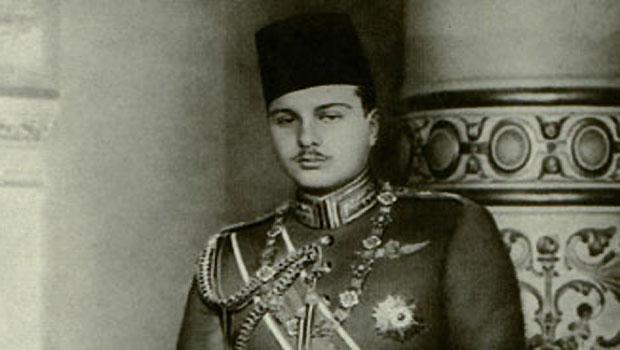 We're Sorry, King Farouk