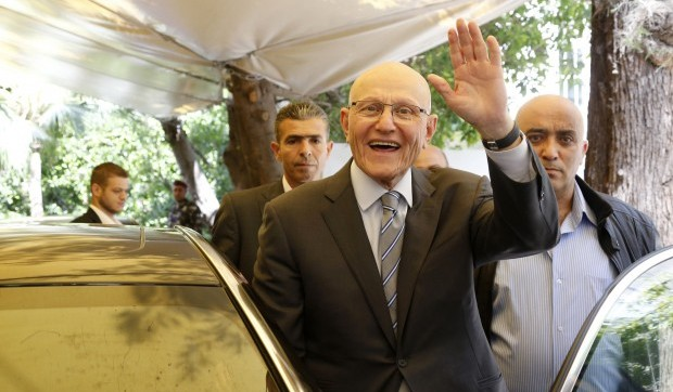Tammam Salam: The Man of the Hour