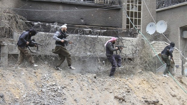 Looking for Plan B in Damascus
