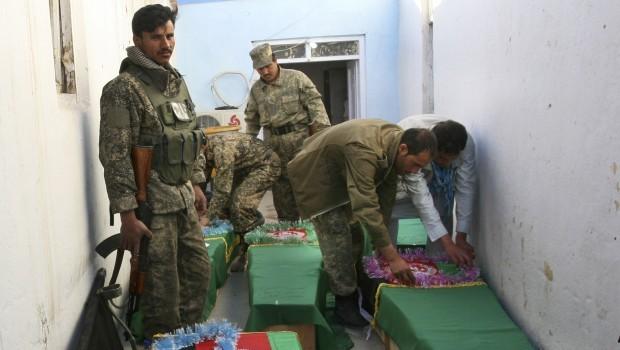 Taliban Attacks Kill 9 People in Afghanistan