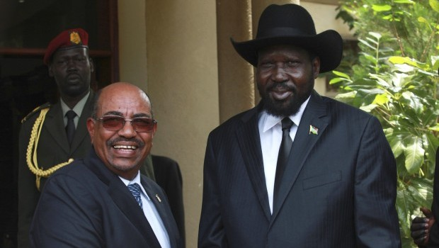 Sudan's Bashir Visits South Sudan for First Time Since Split