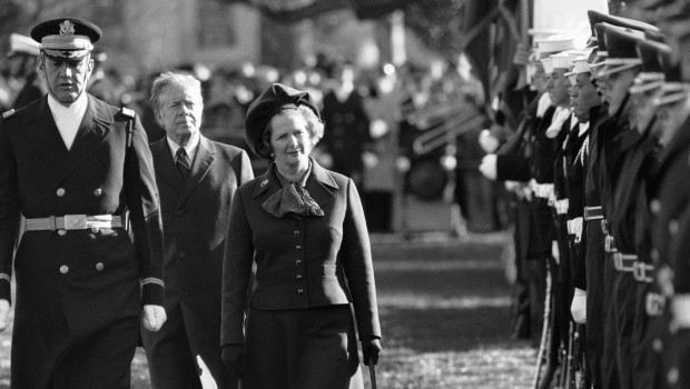 """""""Iron Lady"""" Margaret Thatcher Dies Aged 87"""