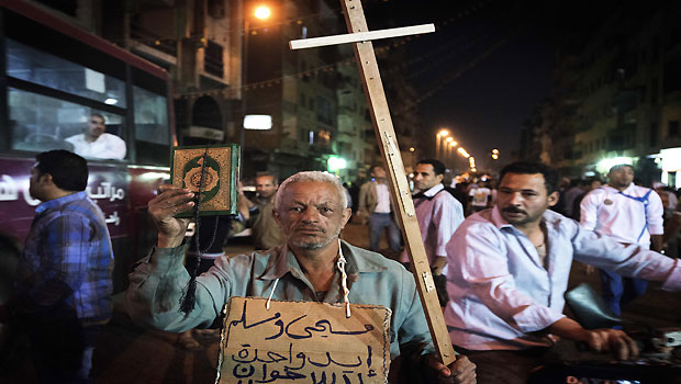 Egypt: Church threatens to reject constitution