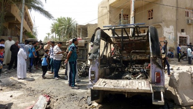 At Least 20 Killed in Iraq Bombings