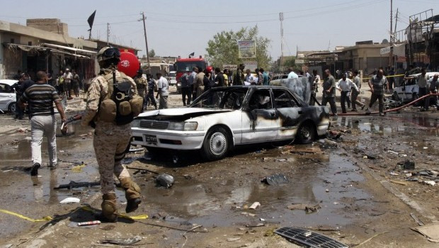 Car bombs, shootings kill 23 across Iraq