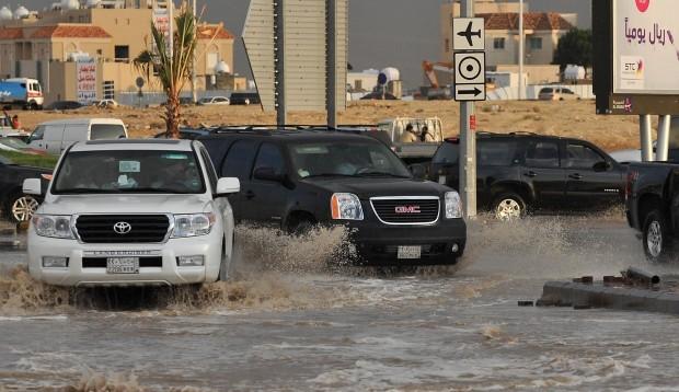 Opinion: Climate Change in Saudi Arabia