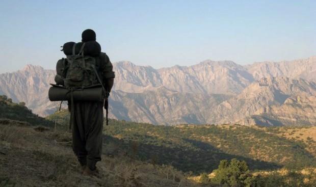 PKK fighters begin withdrawal from Turkey