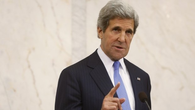 Syria conference on track for June, says Kerry