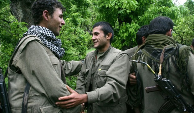 Second deployment of PKK fighters arrives in Iraq
