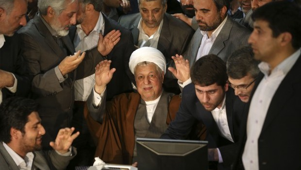 Iran's Guardian Council hints Rafsanjani too old for presidency
