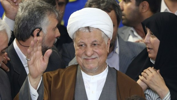 Rafsanjani Speaks Out on Disqualification