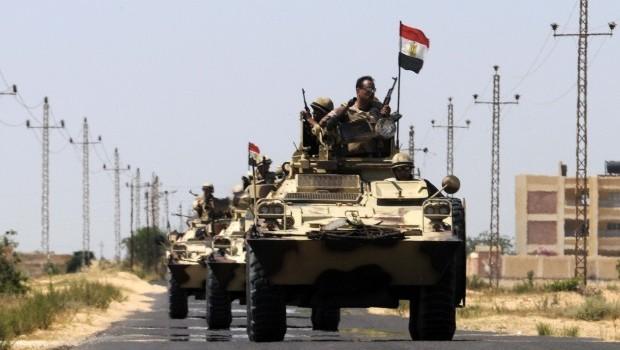 Egyptian army says Sinai secured
