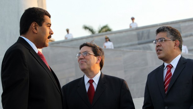 Venezuela says taking steps to restore US diplomatic ties