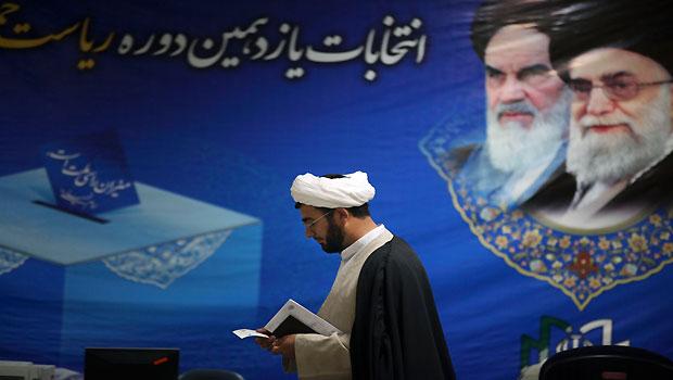High-profile Iranian candidates register