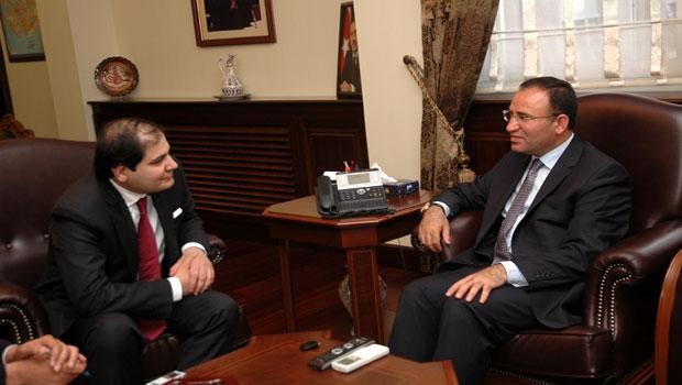 A Talk with Turkish Deputy PM Bekir Bozdağ