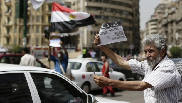 Opinion: Egypt in Our Hearts and Minds
