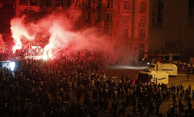 Opinion: Is Taksim another Tahrir?