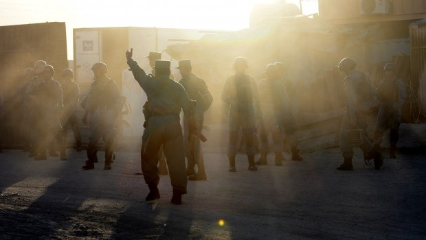 Taliban launch large attack on Kabul international airport