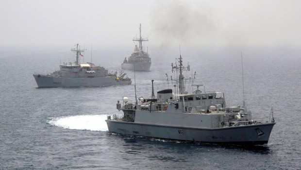 GCC to set up joint naval force