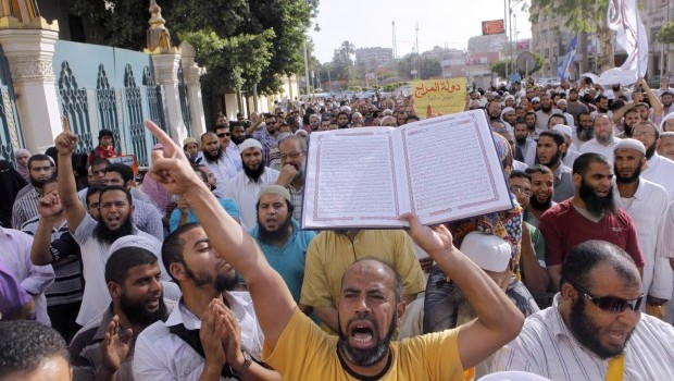 Detention of Salafist leader raises tensions in Egypt