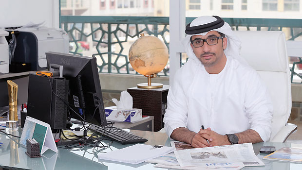 Mohammed Al-Hammadi: The view from the editor's desk