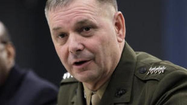 Retired general target of leaks probe